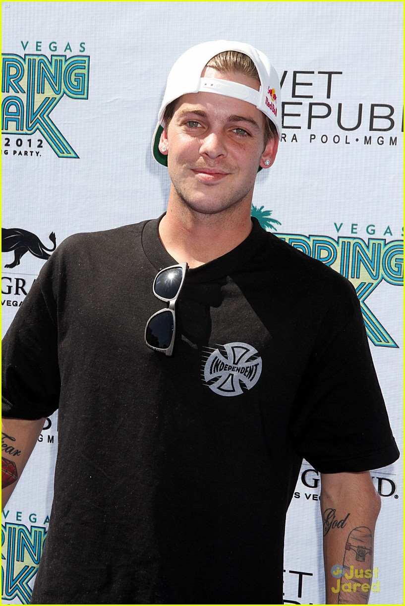 ryan sheckler ultra pool vegas 10