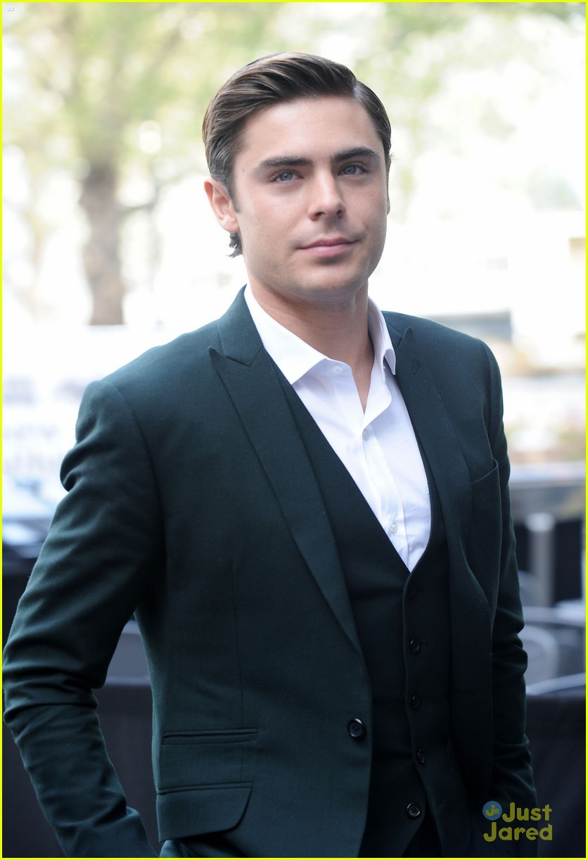 zac efron daybreak london 01
