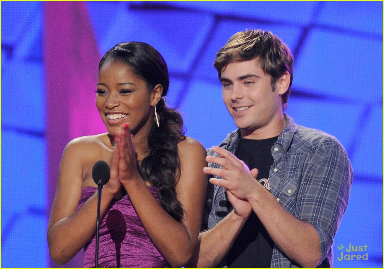 zac efron kids choice awards 06