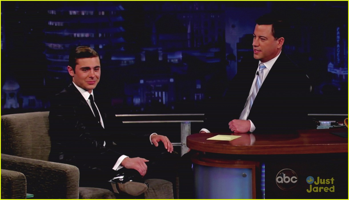 zac efron kimmel dylan 09