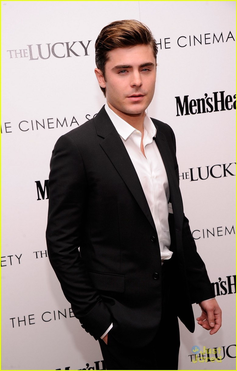 zac efron lucky screening nyc 04
