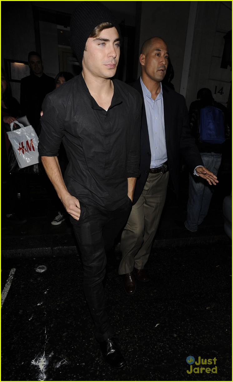 zac efron nobu london 04