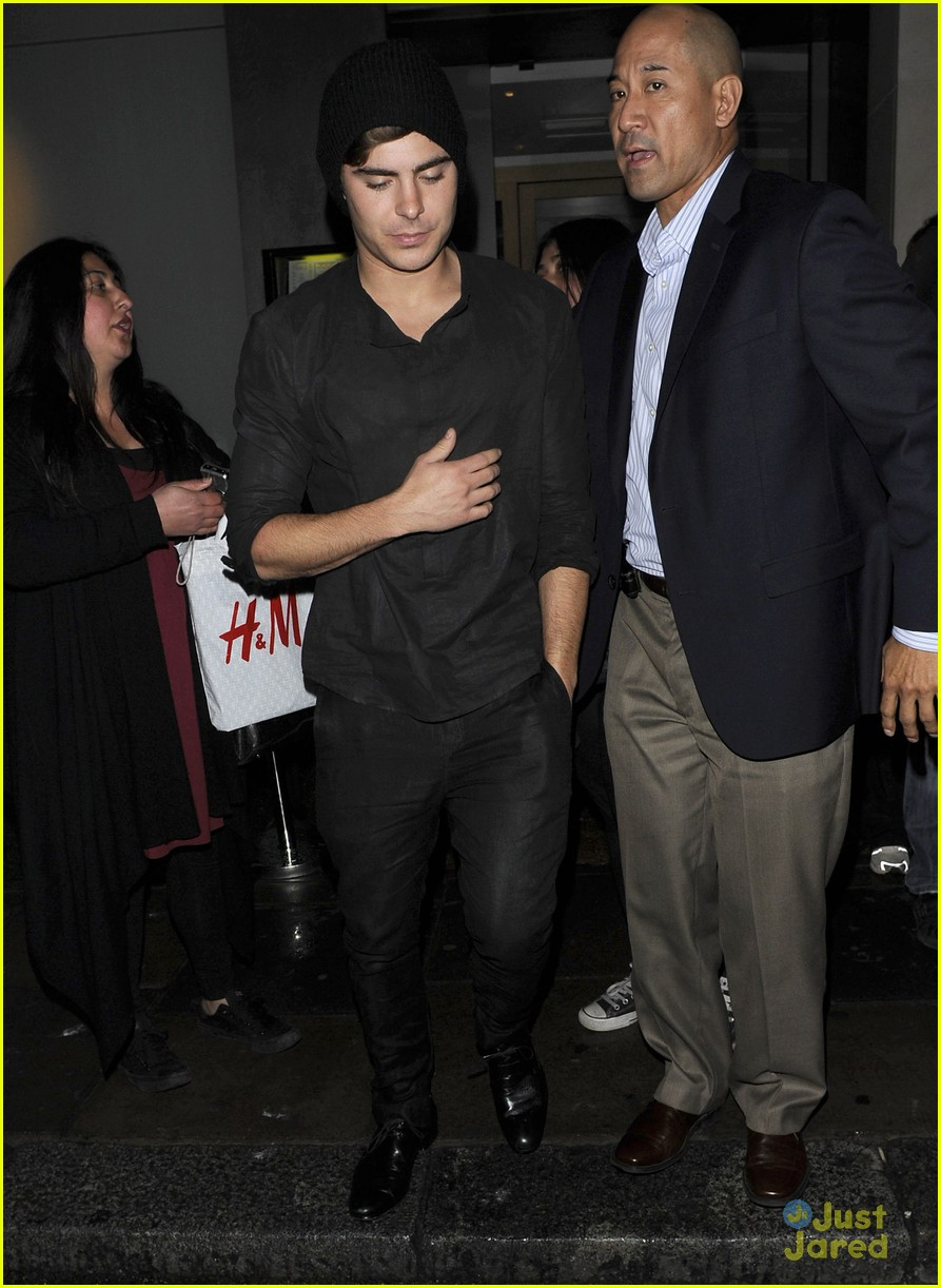 zac efron nobu london 05