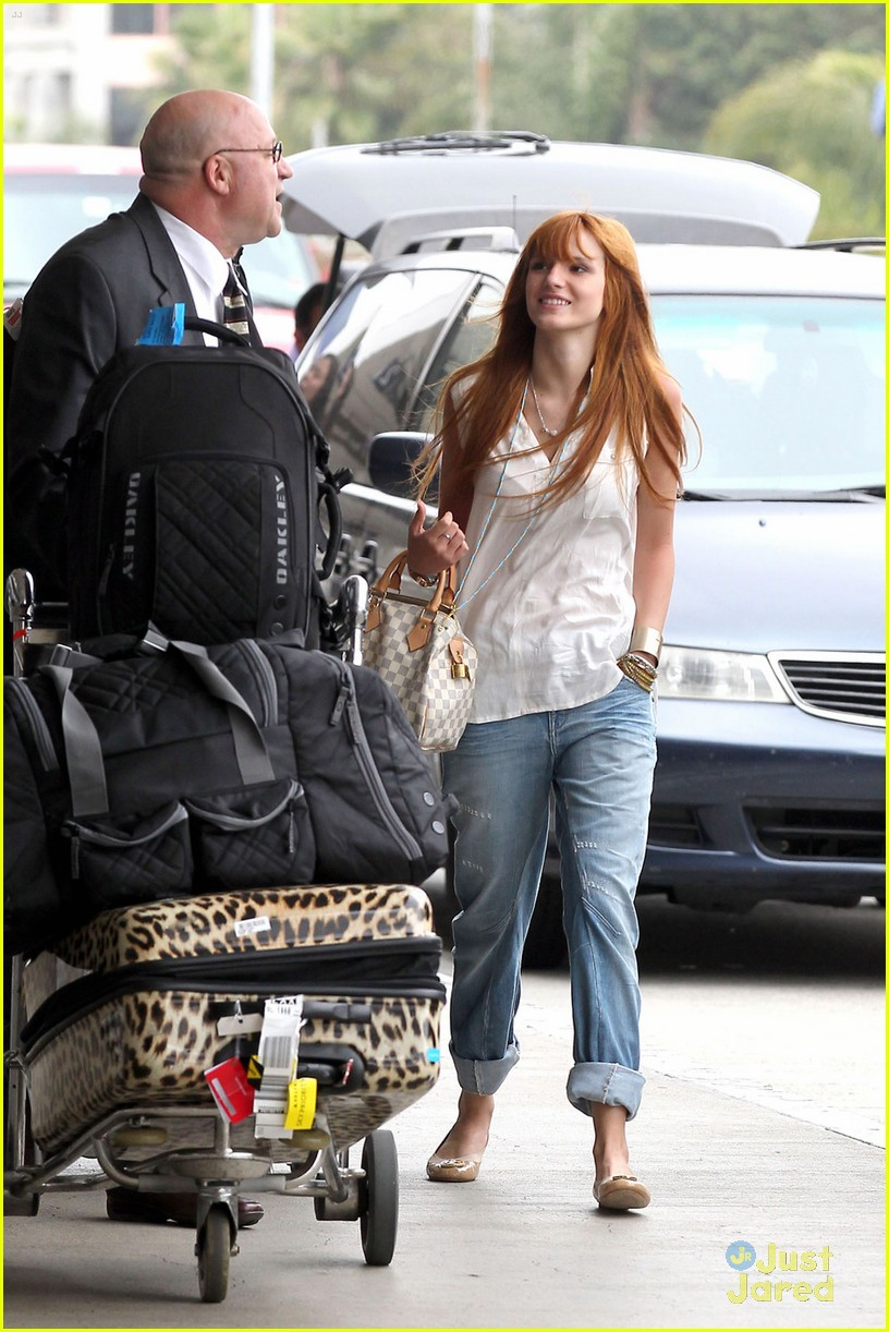 bella thorne lax london 07