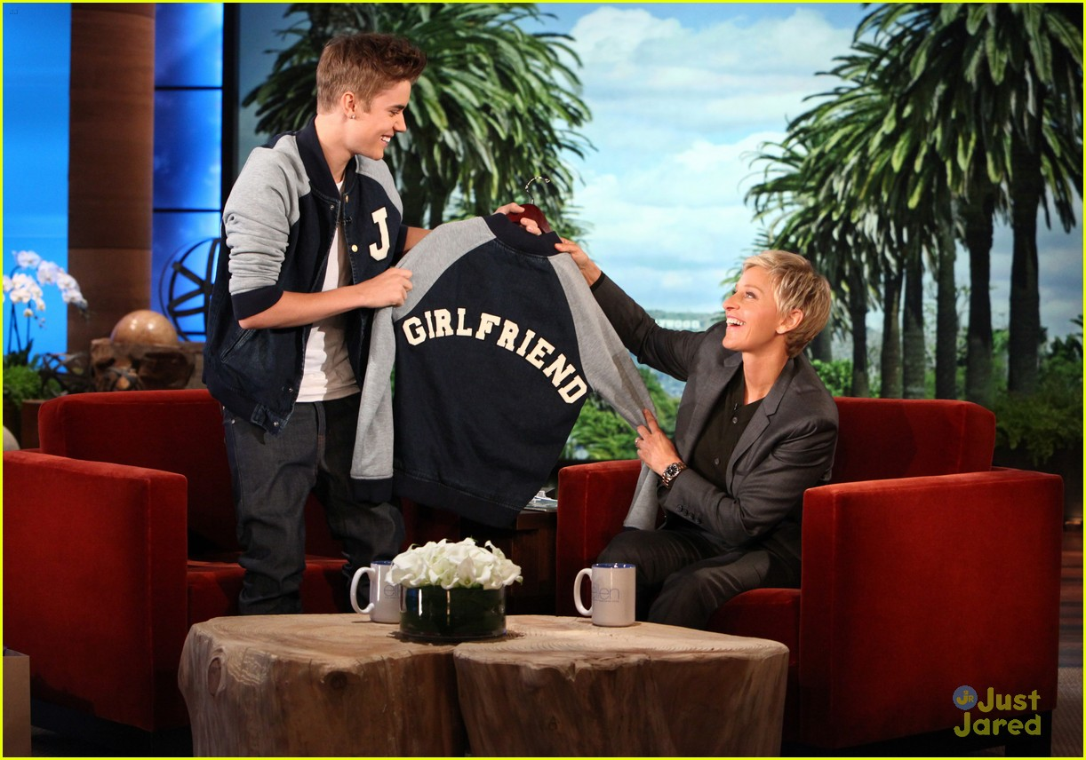 justin bieber ellen graduate 01