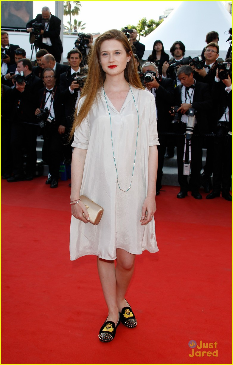 bonnie wright mud premiere cannes 10