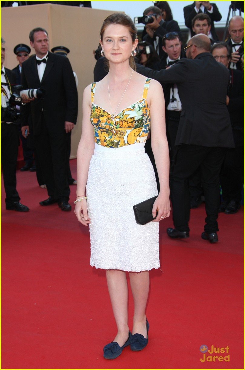 bonnie wright road cannes 06