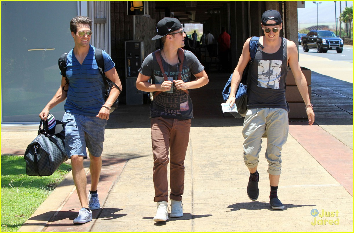 big time rush aloha hawaii 01
