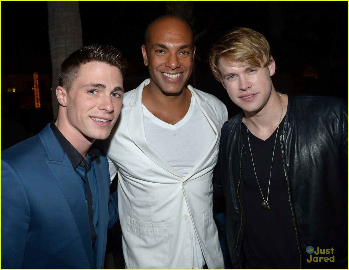 colton holland ally nylon party 11