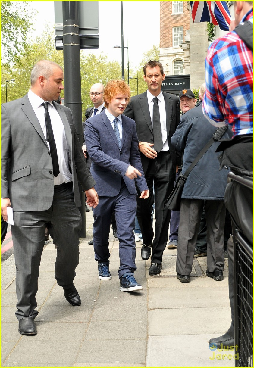 ed sheeran ivor novello awards 08