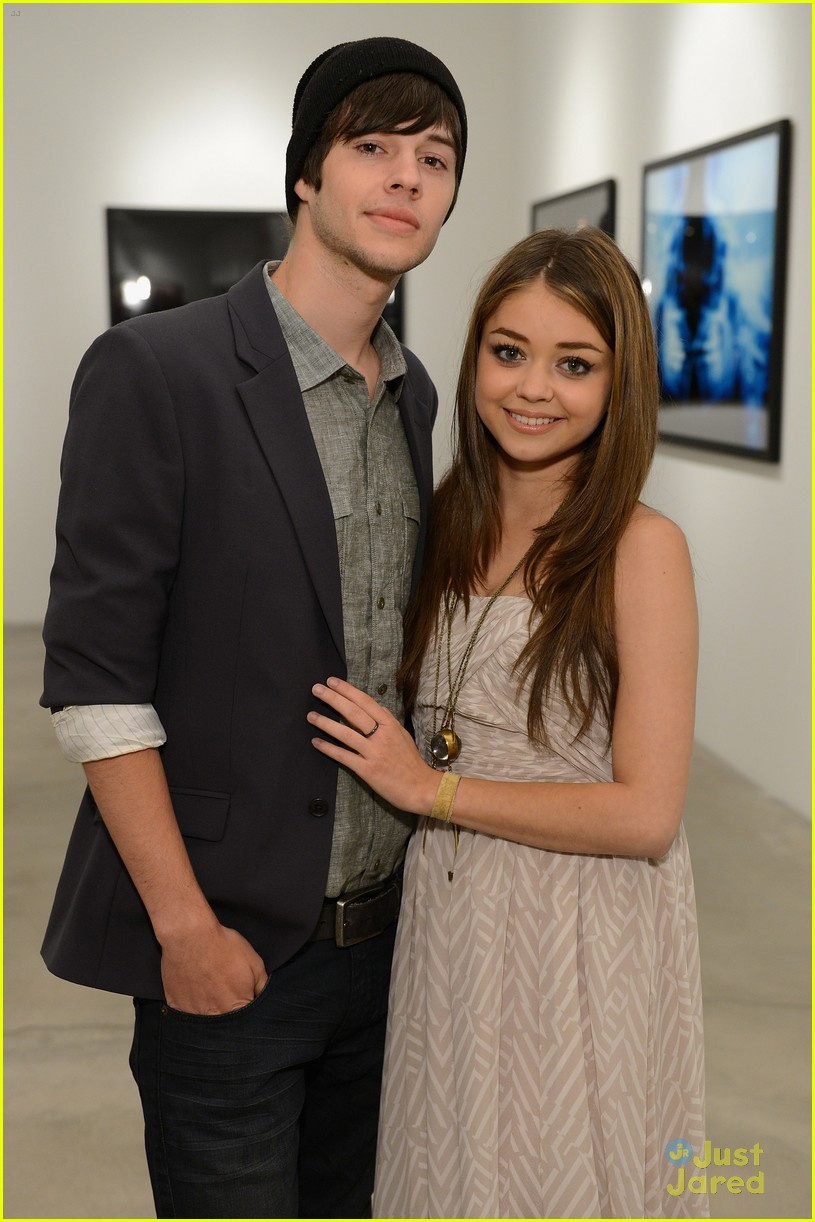 sarah hyland matt prokop mouthful 04