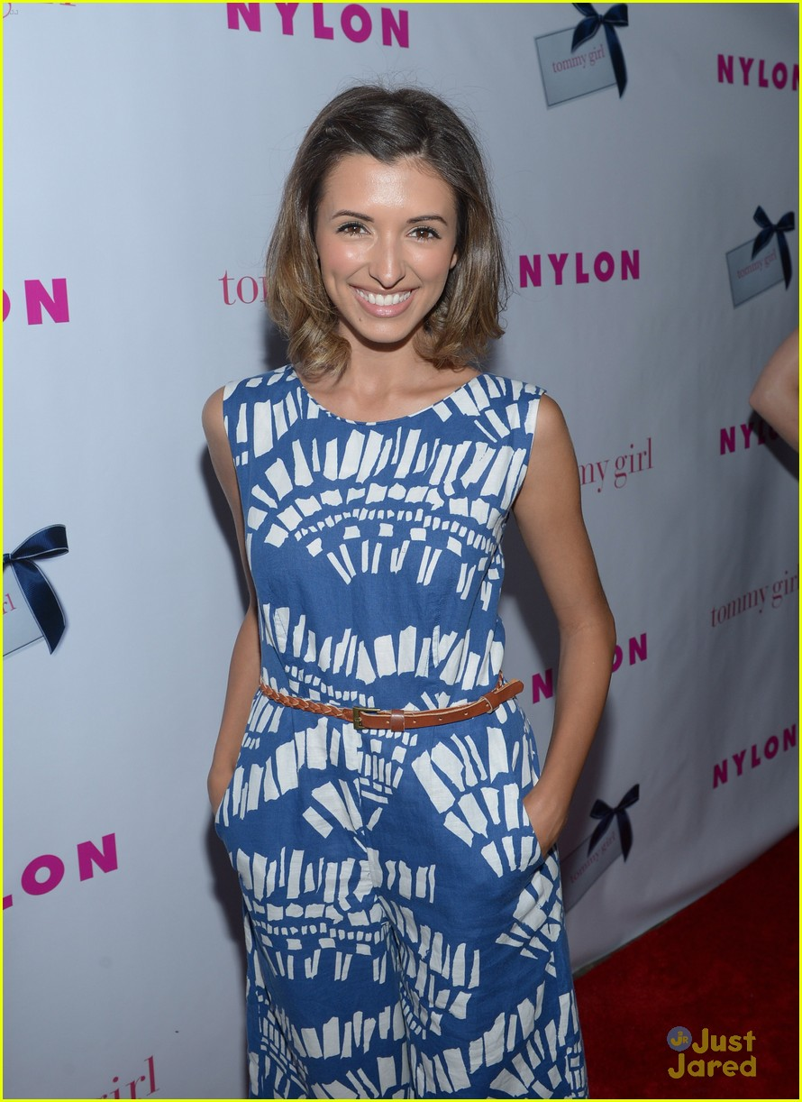 india de beaufort nylon party 01