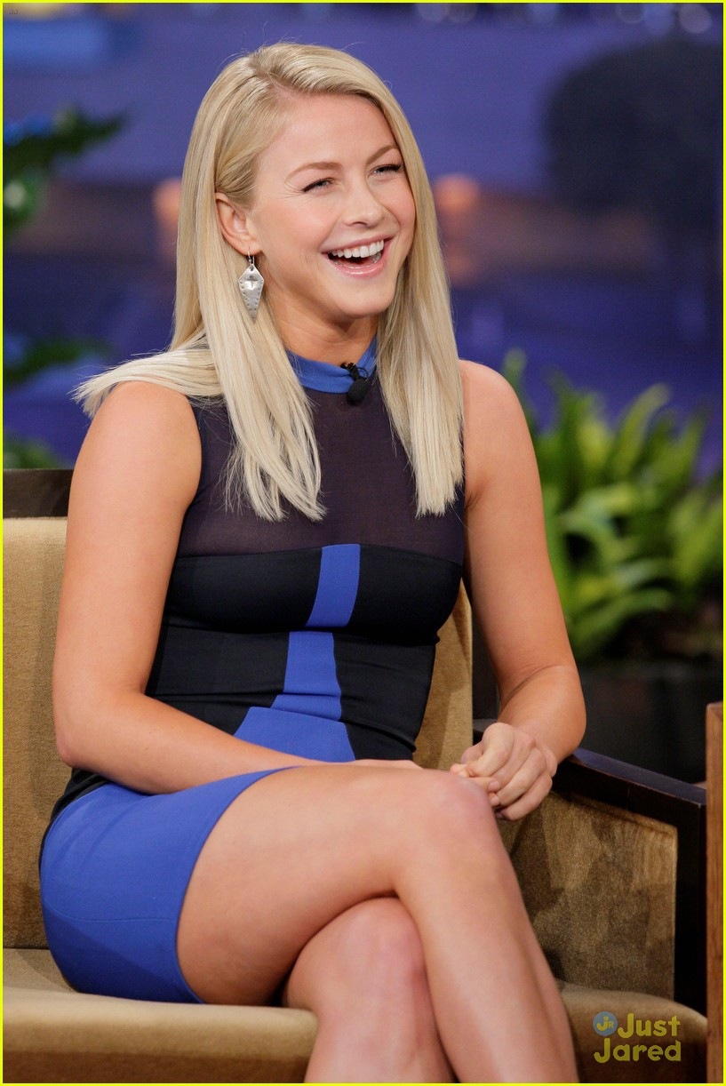 julianne hough roa video leno 02