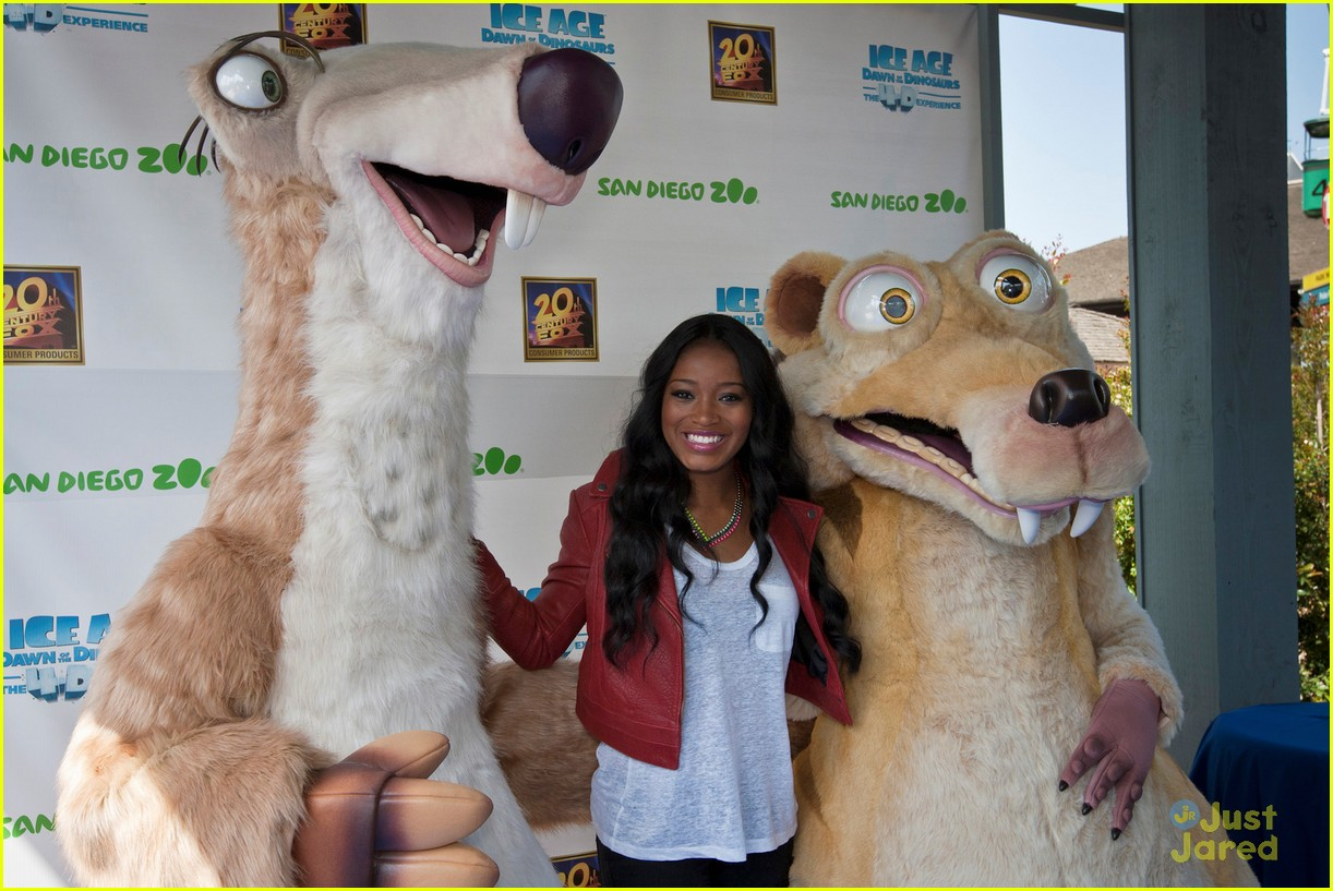keke palmer ice age zoo 01