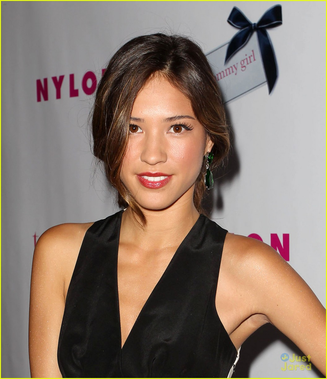 kelsey chow nylon party 06
