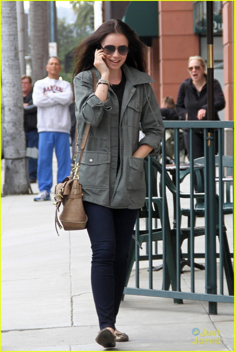 lily collins doc appt 10