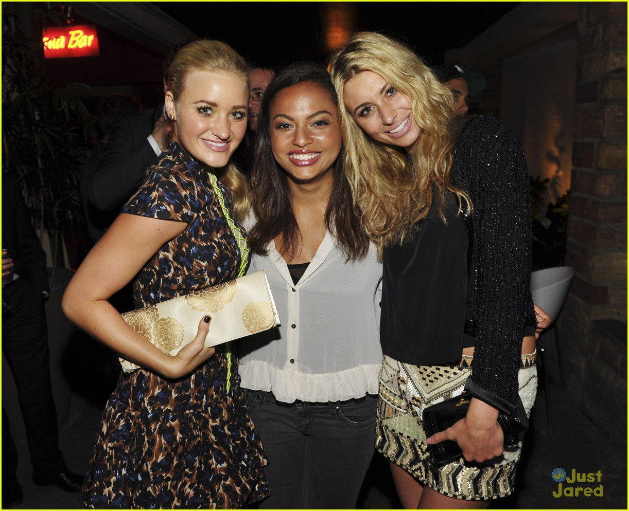 aly aj michalka nylon party 12