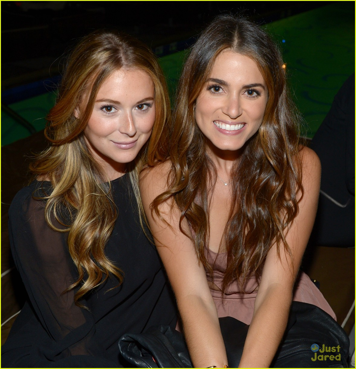nikki reed alexa vega nylon party 06