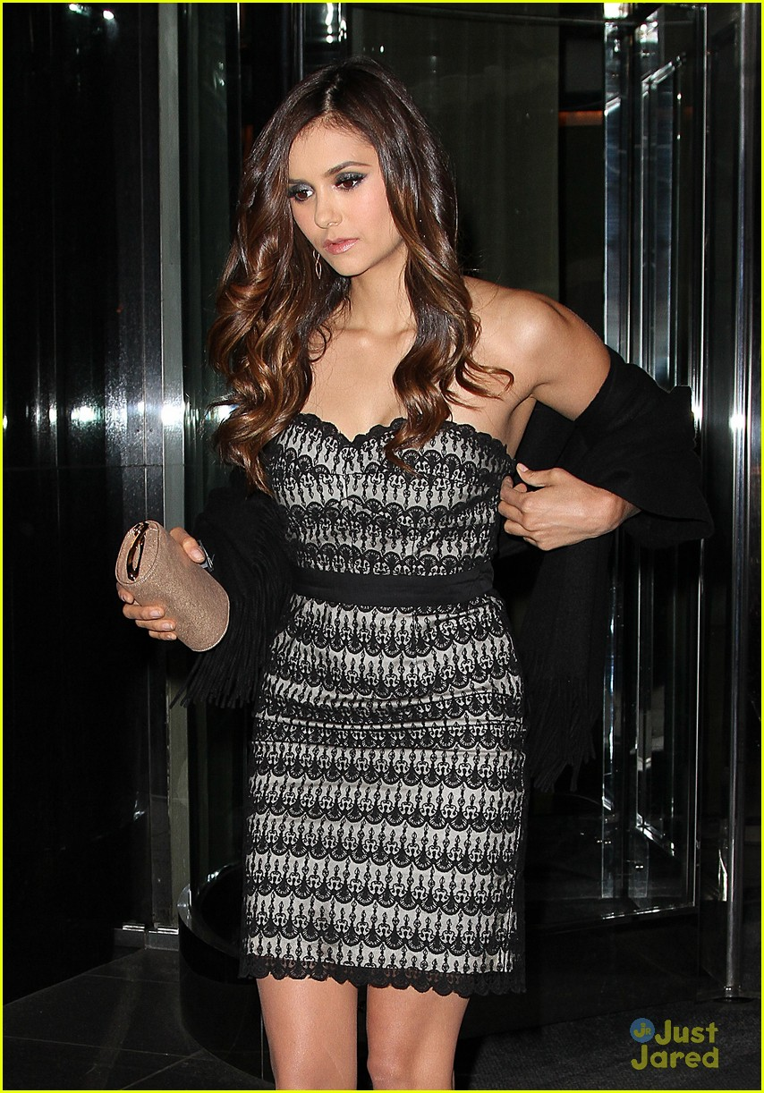 nina dobrev cw after party 06
