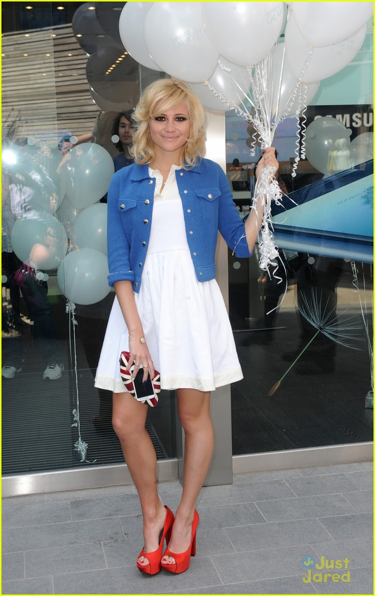 pixie lott samsung launch london 15