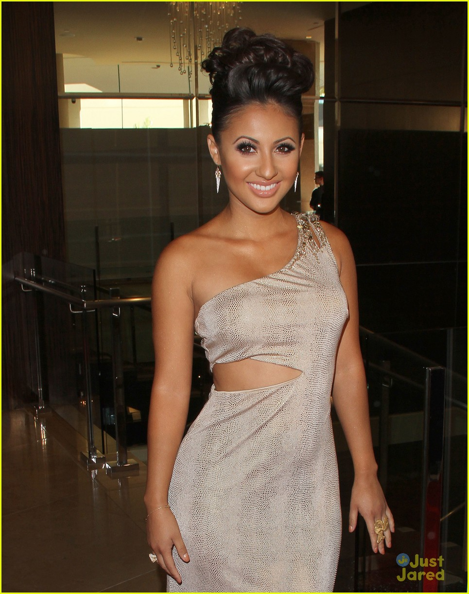 francia raisa cassie scerbo gracie awards 04