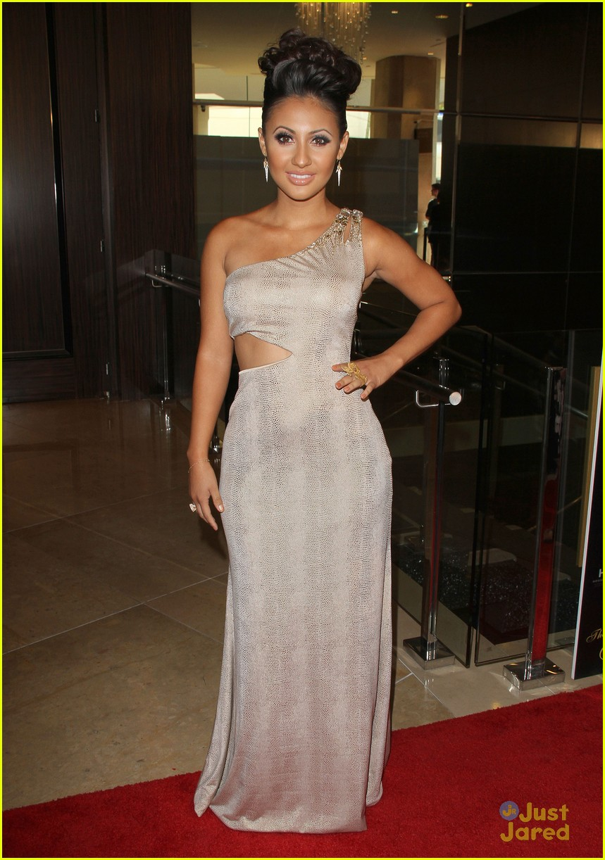 francia raisa cassie scerbo gracie awards 05