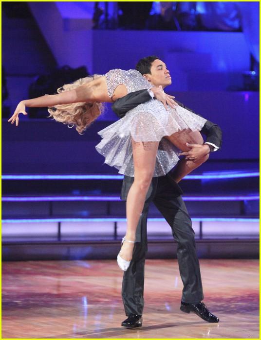 roshon fegan chelsie tango 07