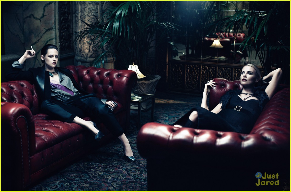 kristen stewart charlize theron interview 01