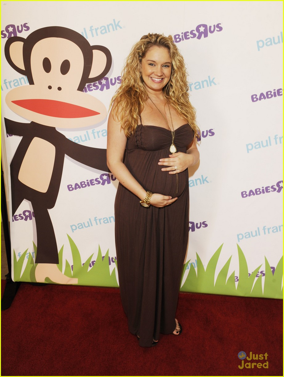 tiffany thornton baby name kj 02
