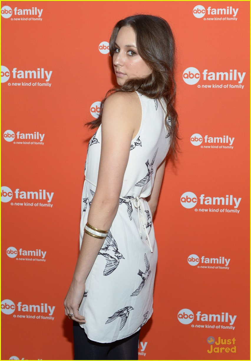 troian shay ian abc family upfronts 08