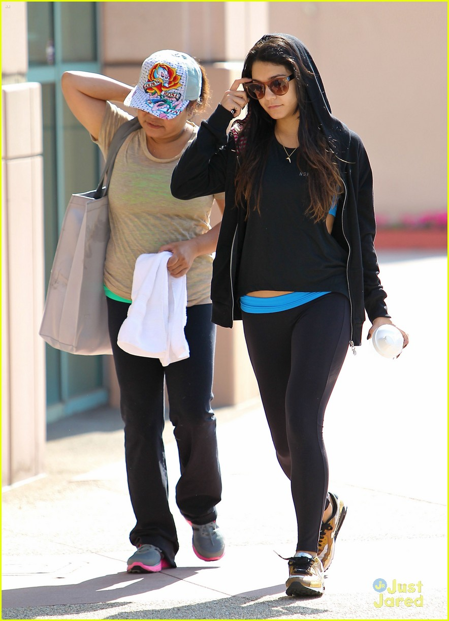 vanessa hudgens workout gina 08