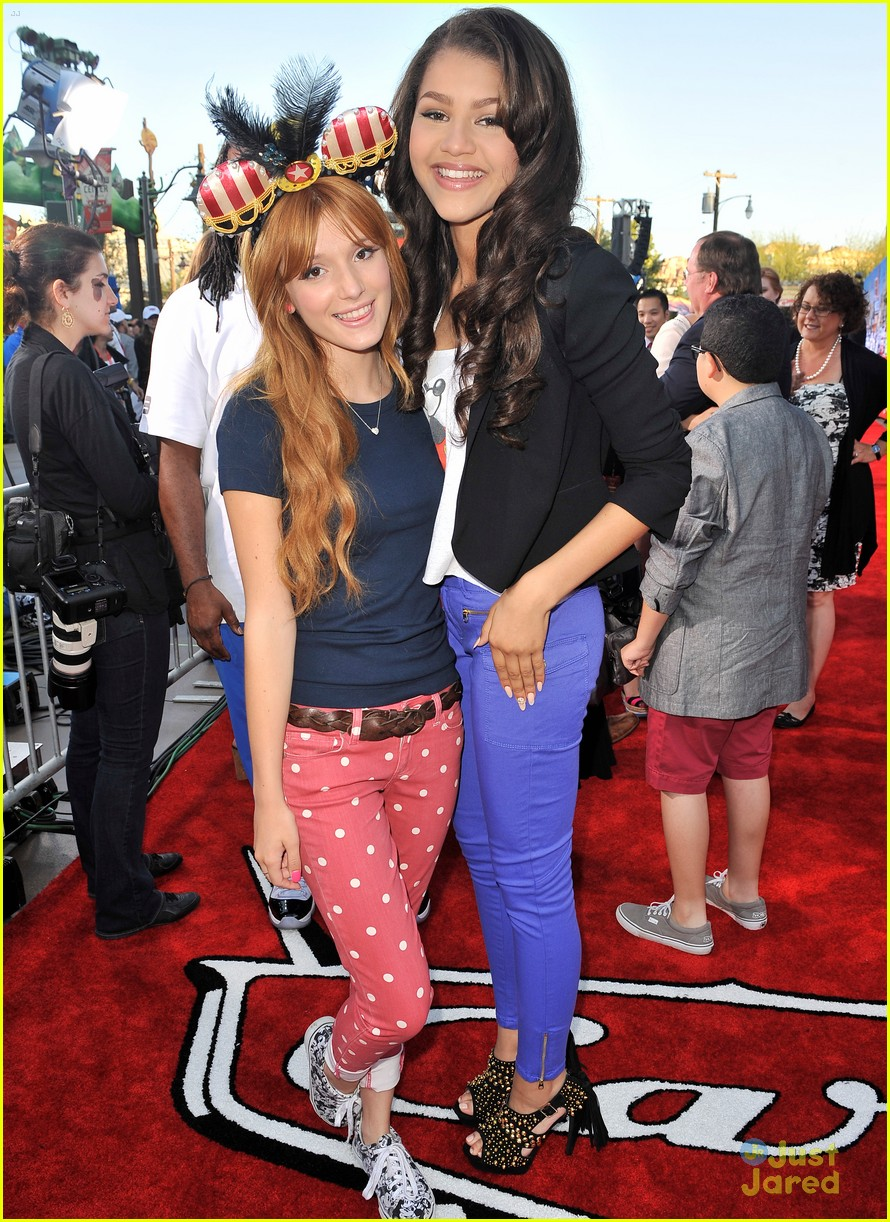bella thorne fathers day interview 03