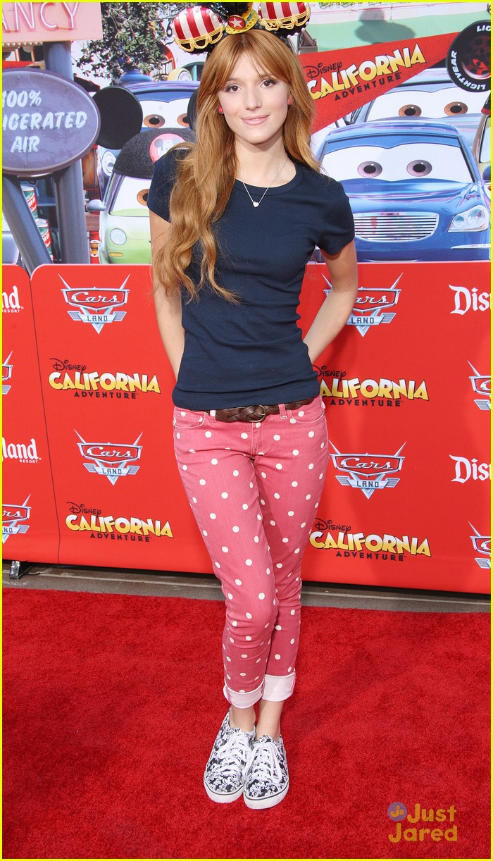 bella thorne fathers day interview 05