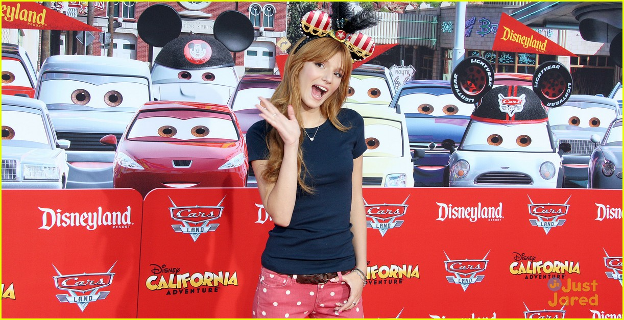 bella thorne fathers day interview 16