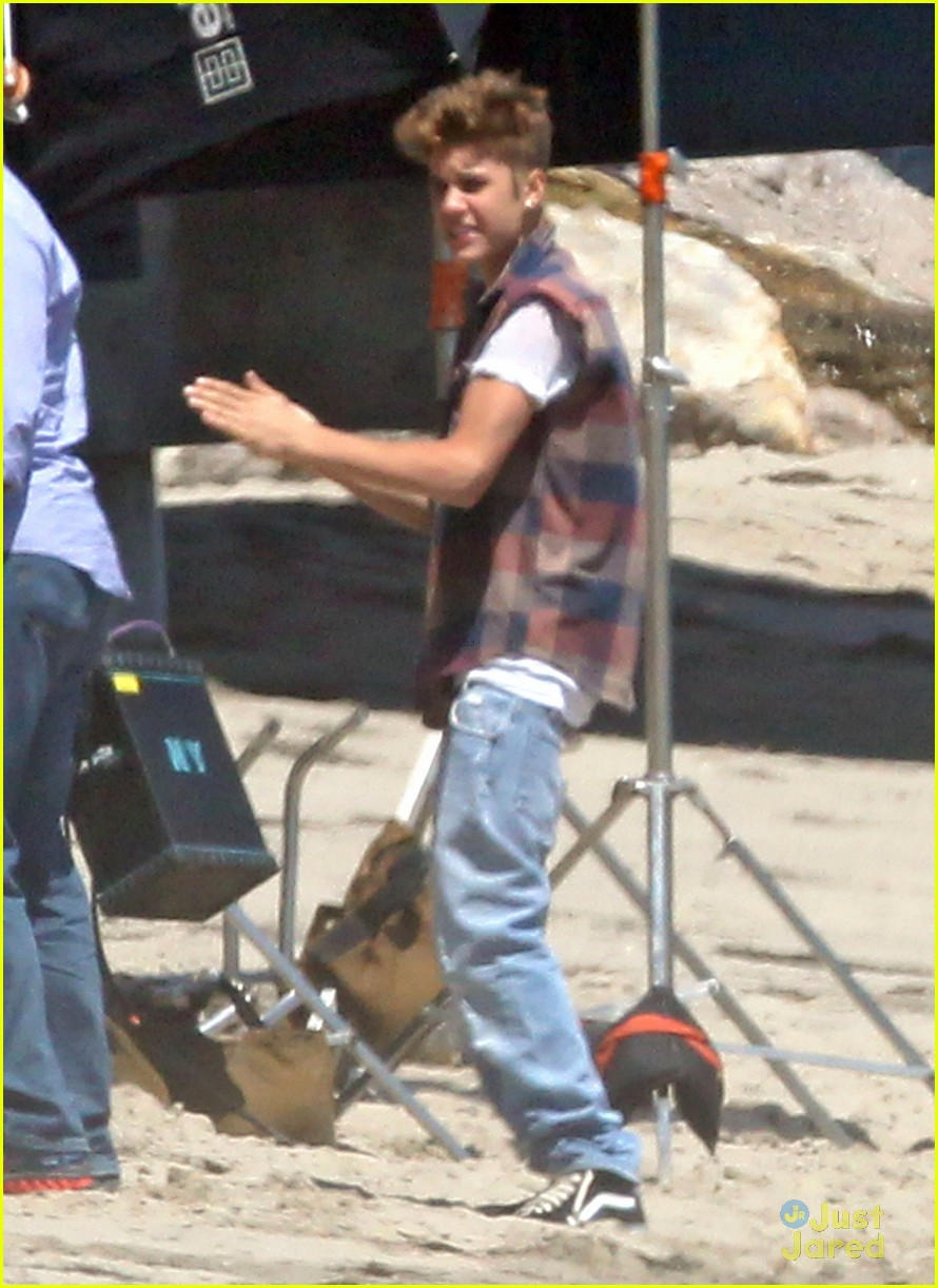 bieber beach shoot 10