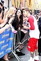 Bieber-letterman justin bieber letterman nyc 03