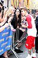 Bieber-letterman justin bieber letterman nyc 03