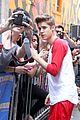 Bieber-letterman justin bieber letterman nyc 04
