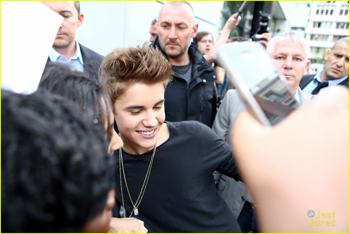 justin bieber nrj radio 10