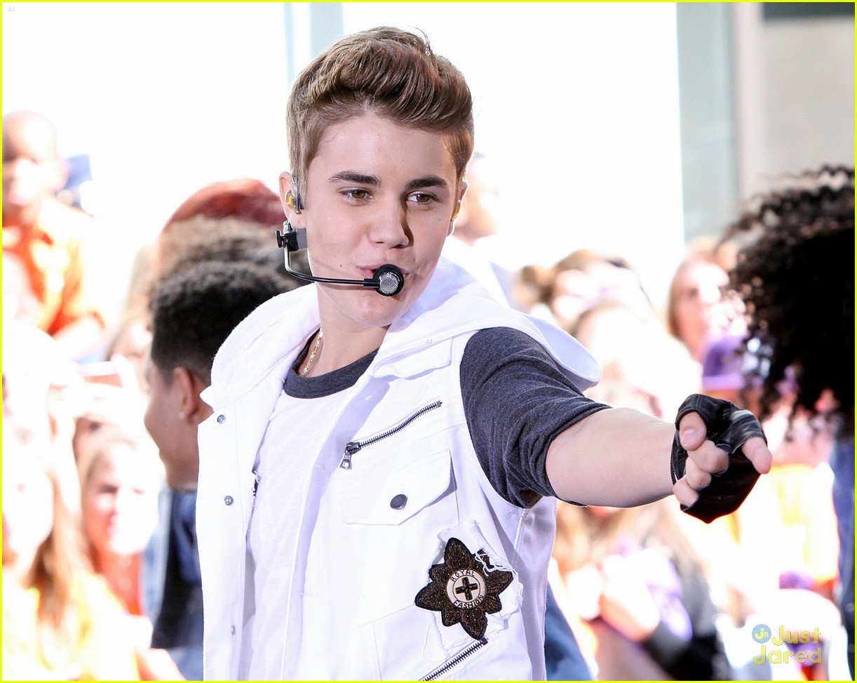 ��� Justin Bieber: 'The Today Show' Performance!