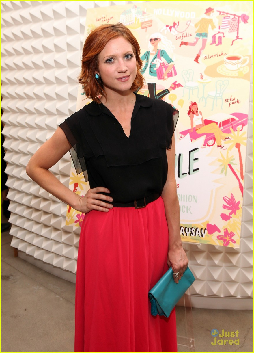 brittany snow philip lim launch 01