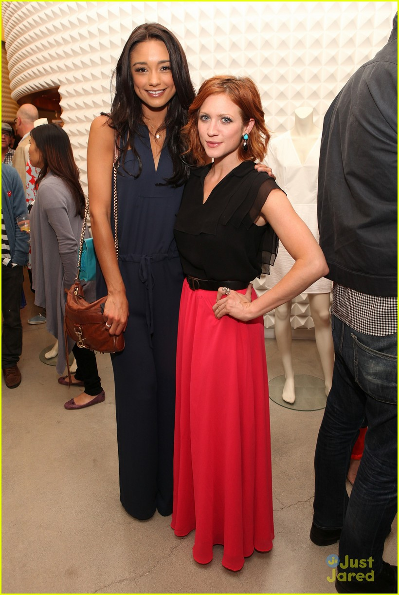 brittany snow philip lim launch 02