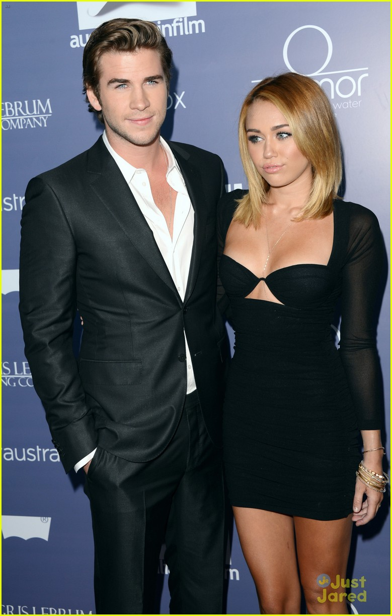 miley cyrus liam hemsworth australians in film awards 19