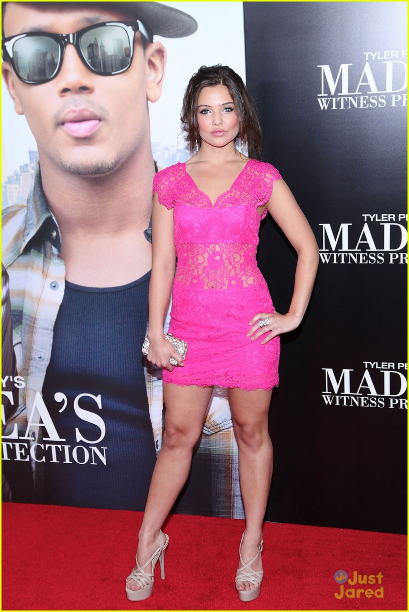 danielle campbell madea premiere nyc 11