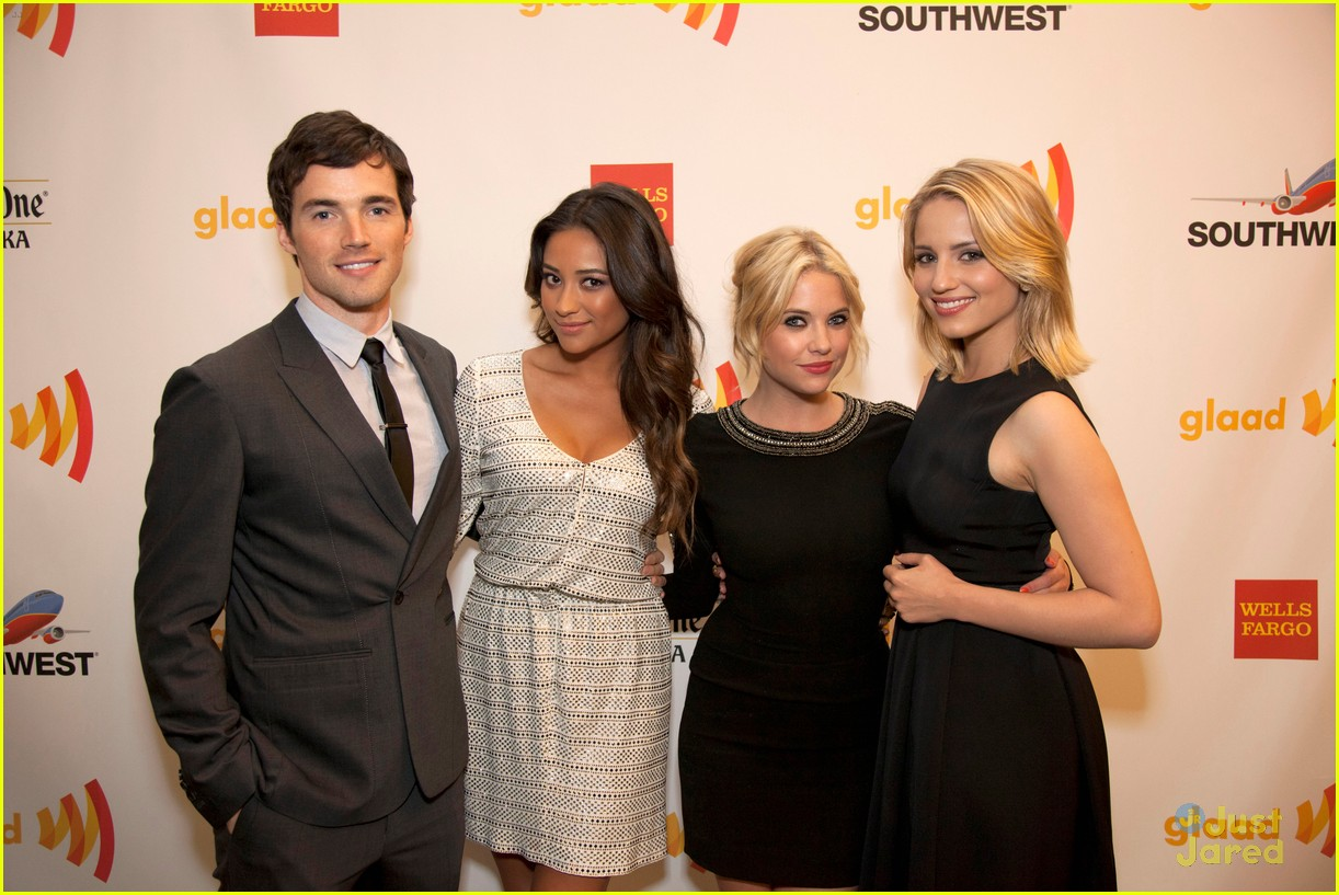 dianna ashley shay ian glaad awards 04