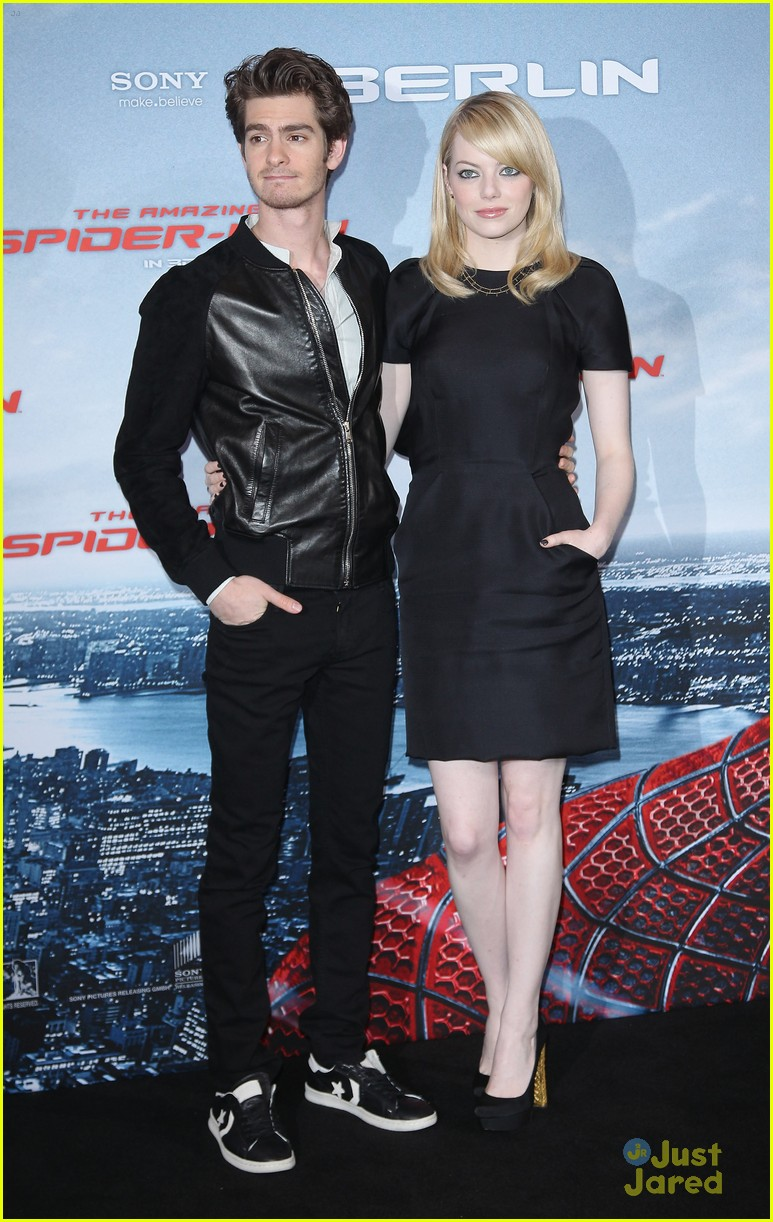 emma stone andrew garfield berlin 01
