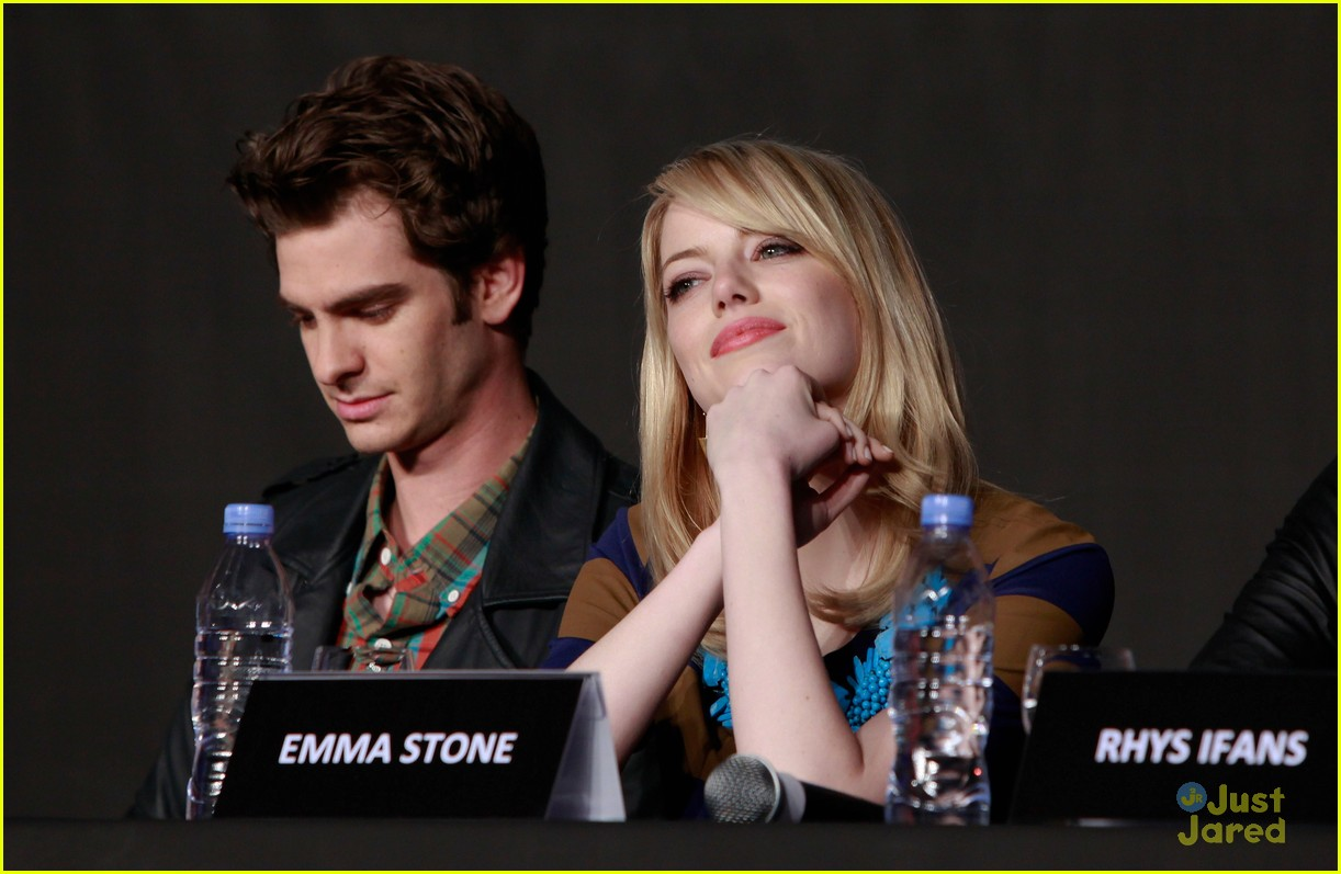 emma stone korea spiderman 21
