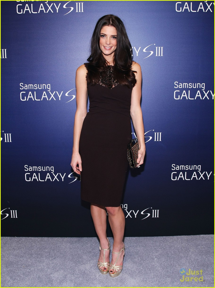 ashley greene samsung launch 01