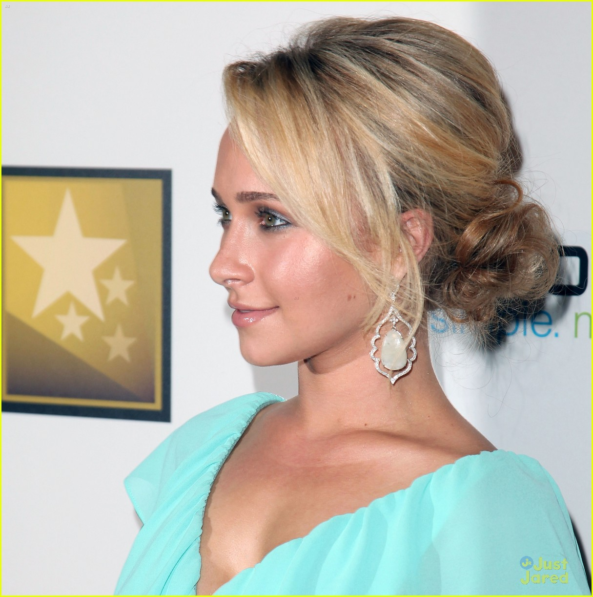 hayden panettiere critics tv awards 08