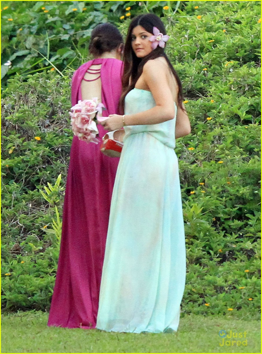 kendall kylie jenner wedding hawaii 05